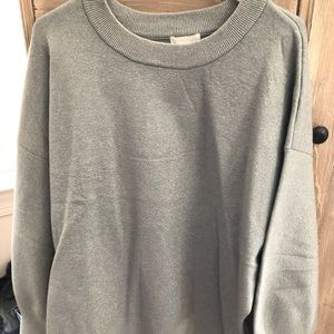 NWOT H&M balloon sleeve sweater